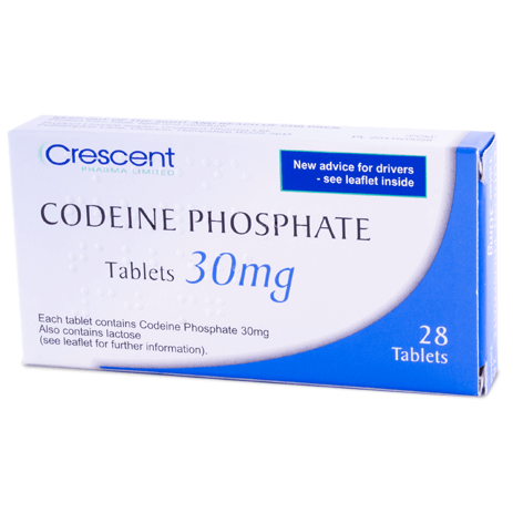 CODEINE PHOSPHATE TABLETS